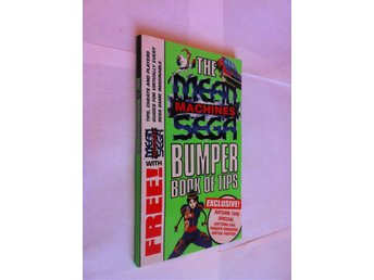 The Mean Machines Sega Bumper Book of Tips