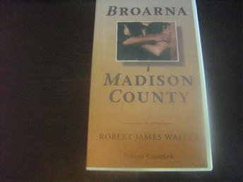 Kassettbok: Broarna i Madison County - Robert James Waller