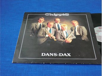 "CHIPPIS: LP, ""Dansdax"""