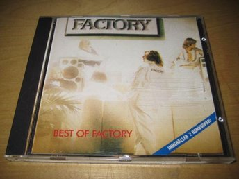 FACTORY - BEST OF FACTORY.