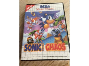 Sonic the Hedgehog Chaos - Master System