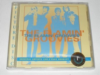 FLAMIN GROOVIES -S/T -CD (Proto Punk, 1977, Garage, MC5, Ny, Mint,)