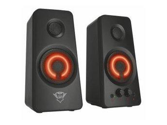 Trust GXT 608 LED 2.0 Gaming Speaker - Nossebro - Trust GXT 608 LED 2.0 Gaming Speaker - Nossebro