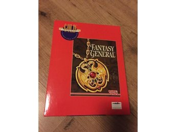 PC CD-ROM BIG BOX: Fantasy General - SSI