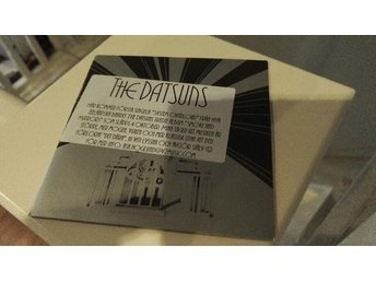 THE DATSUNS - SYSTEM OVERLOAD       [PROMOTION]