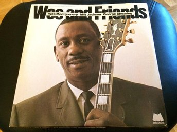 WES MONTGOMERY - WES AND FRIENDS 2-LP