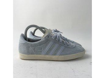 Adidas Gazelle Ljusblå