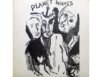 LP Bob Dylan Planet Waves