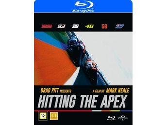 Hitting the apex (Blu-ray)