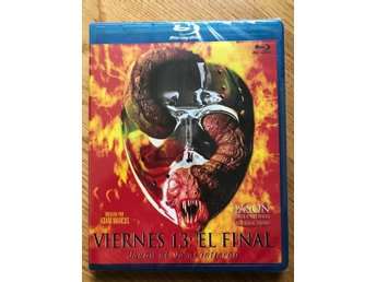 Jason Goes To Hell - The Final Friday (blu-ray) NY!