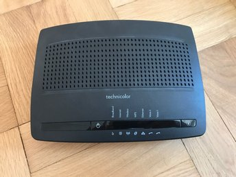 Technicolor router TH748n v3