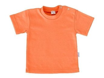 REA! Orange T-shirt från LOANA stl 80