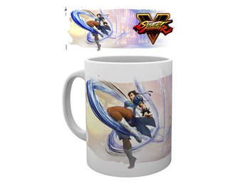 Mugg - Spel - Street Fighter 5 Chun Li (MG1343)