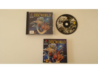 Discworld - Playstation/Psone