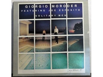 Giorgio Moroder & Joe Esposito – Solitary Men - Analogt album