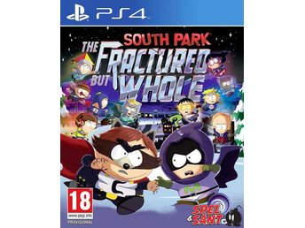 South Park The Fractured But Whole (inkl. Bonus Spel)