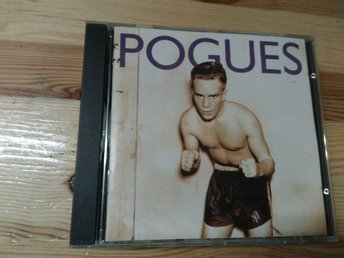 The Pogues - Peace And Love, CD