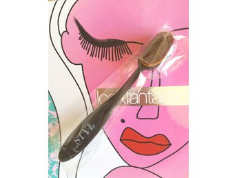 STYLELONDON Oval Face Brush Makeupborste - Mini **NY**