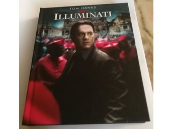 Änglar & Demoner (Illuminati) Extended 2-disc Media Book Edition - Tom Hanks