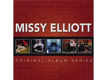 Elliott Missy: Original album series 1997-2003 (5 CD)