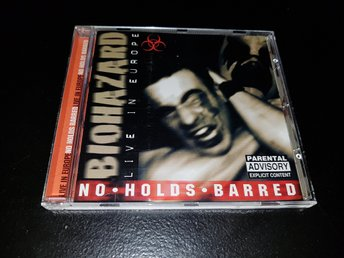 Biohazard - No Holds Barred Live In Europe