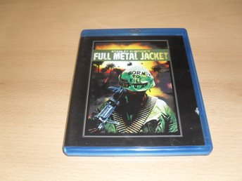Blu-ray: Full metal jacket (Adam Baldwin, Vincent D'Onofrio, Matthew Modine)