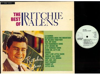 RITCHIE VALENS - THE BEST OF