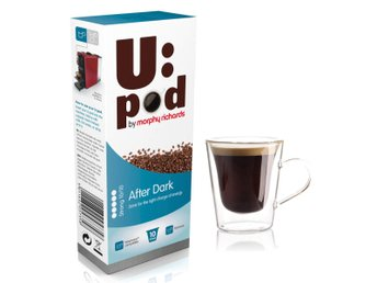MORPHY RICHARDS Kaffekapslar U:pod Nespresso After Dark