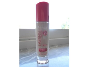 Ny Rimmel foundation Lasting finish