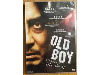 kultklassiker Old Boy Oldboy DVD Korea