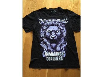 The Unguided Oanvänd Turné T-shirt Sonic Syndicate