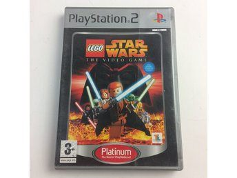 LEGO, PS2-Spel, Lego Starwars the video game PS2