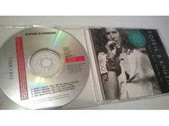 Sophie B. Hawkins - Don't Don't Tell Me No, CD, Single