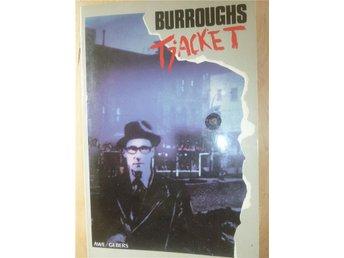 # William Burroughs Tjacket #234 - Malmö - # William Burroughs Tjacket #234 - Malmö