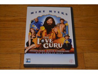 The Love Guru ( Mike Myers Jessica Alba Justin Timberlake) 2008 - DVD - Töre - The Love Guru ( Mike Myers Jessica Alba Justin Timberlake) 2008 - DVD - Töre