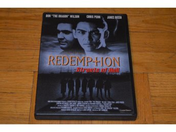 Redemption - Streets Of Hell ( Don The Dragon Wilson Chris Penn ) - 2003 DVD