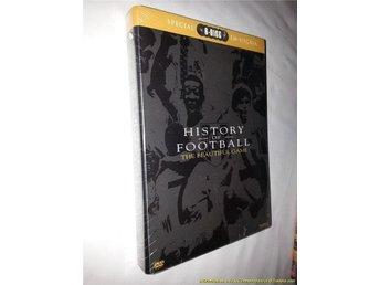 History of football (6 DVD) Ny Svensk box - Maradona, Pele, Cruyff, Zidane m.m. - Norrsundet - History of football (6 DVD) Ny Svensk box - Maradona, Pele, Cruyff, Zidane m.m. - Norrsundet