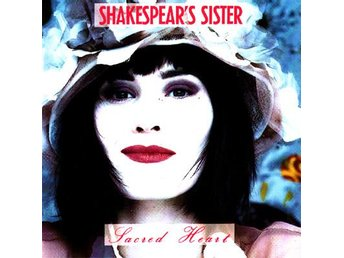 Shakespears Sister -Sacred heart cd German pres 88 synth-pop