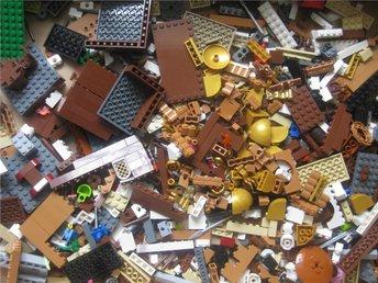 Lego - Blandat lego guld mm Lego 001 - 1,4 kilo / Kg - Uddevalla - Lego - Blandat lego guld mm Lego 001 - 1,4 kilo / Kg - Uddevalla