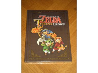 NY! Zelda Tri-Force Heroes Guide Nintendo 3DS