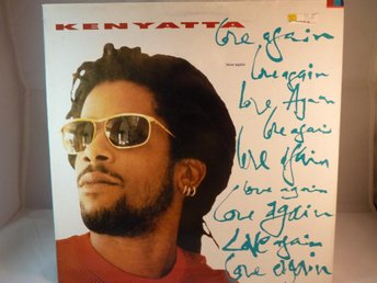 KENYATA -LOVE AGAIN   (MAXI SINGLE -VINYL)