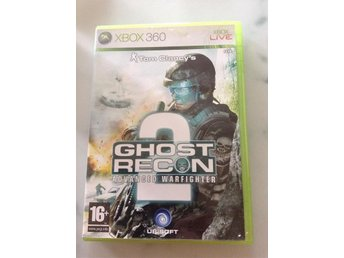 Ghost Recon, Advanced Warfighter 2. Xbox 360.