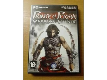 BEG.PC PRINCE OF PERSIA.WARRIOR WITHIN.