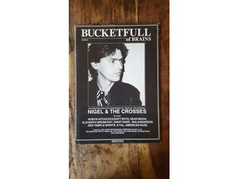 Bucketfull Of Brains / Nr 34 1990 / Nigel & The Crosses