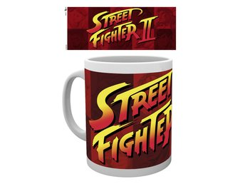 Mugg - Spel - Street Fighter Logo (MG1248)