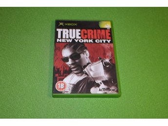 True Crime New York City Xbox Första generationen