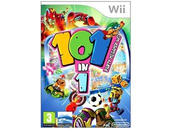 101 In 1 Party Megamix Nintendo Wii