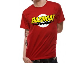 BIG BANG THEORY - BAZINGA (UNISEX) - 2Extra Large