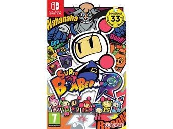 Super Bomberman (Switch)