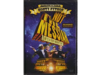 MONTY PYTHON - NOT THE MESSIAH HE'S A VERY NAUGHTY BOY -  DVD (INPLASTAD)